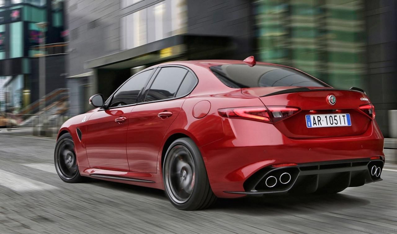 New 2017 Alfa Romeo Giulia Quadrifoglio For Sale Review
