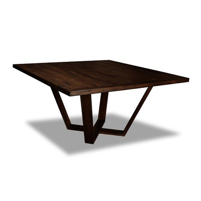 Ivy Bronx Macarthur Solid Wood Dining Table Size 30 H X 72 W X