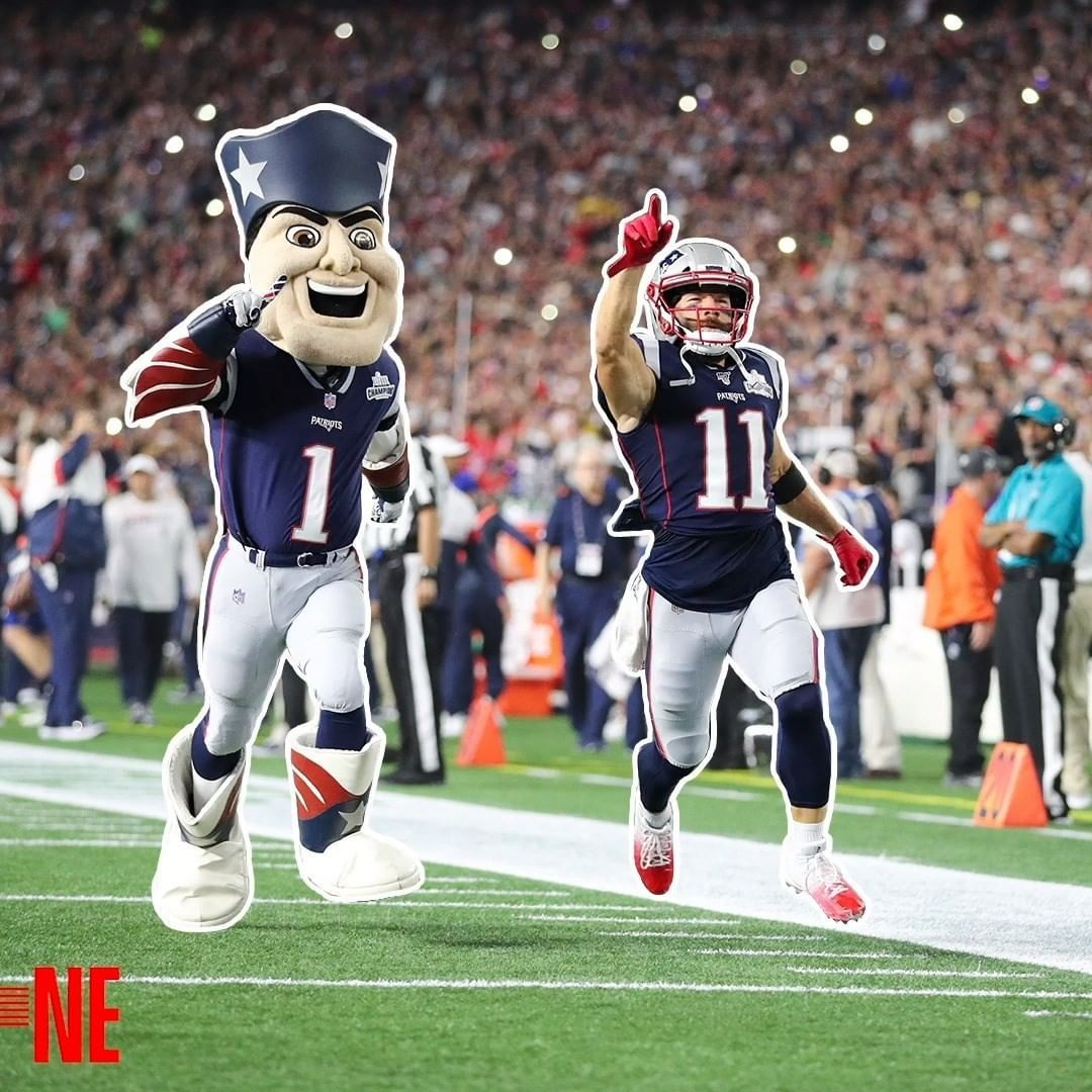 Screenshot To Match Edelman11 Pat Who Got It First Try In 2020 New England Patriots England Sports England Patriots