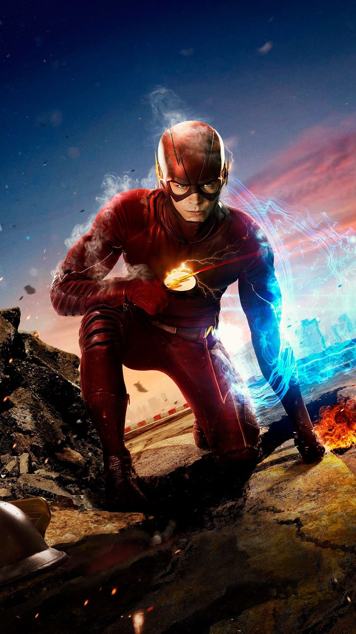 The Flash Phone Wallpaper In 2020