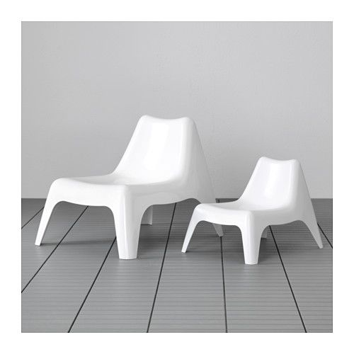 ikea ps v g fauteuil ext rieur blanc ikea d co pinterest fauteuil transat et. Black Bedroom Furniture Sets. Home Design Ideas