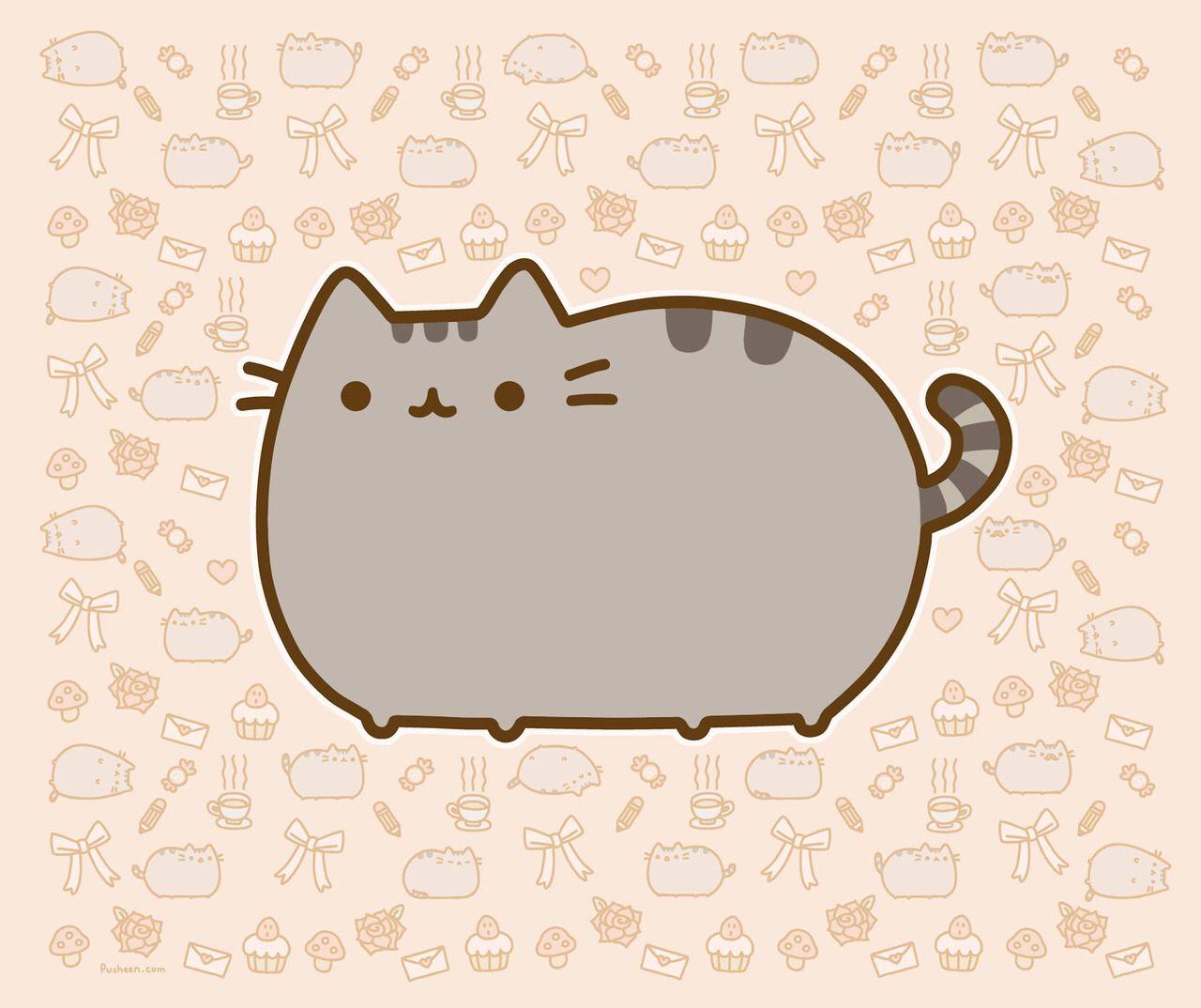 Wallpaper For Ipad Pusheen Pusheen Pusheen Cute Pusheen Cat