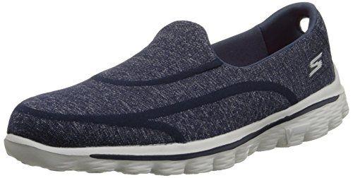 Can't wait to get my feet in these. Skechers Performance Women's Go Walk 2 Super Sock 2 Goga Mat Slip-On Shoe, Navy/Gray, 5 M US Skechers http://www.amazon.com/dp/B00R2M4REE/ref=cm_sw_r_pi_dp_bDUowb17NMCDT