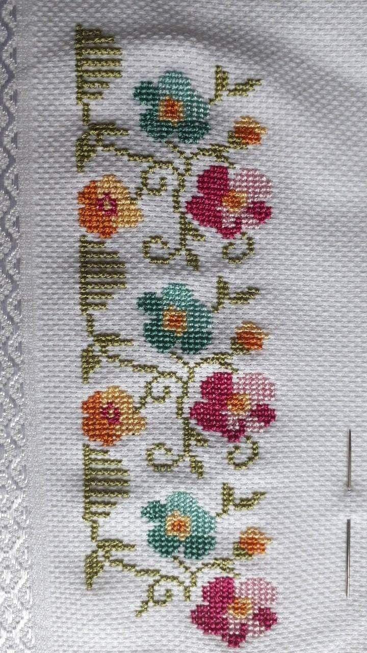 Crochet Kerchief – Flor de crochê IPÊ AMARELO