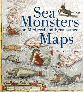 Ein großes, dickes, neues Hardcover, das ausschließlich Seemonster auf alten, historischen Karten behandelt und das auf einem akademischen Level, ohne auf HighRes-Scans, Makroaufnahmen und damit Eyecandy zu verzichten? Definitives Must Have.