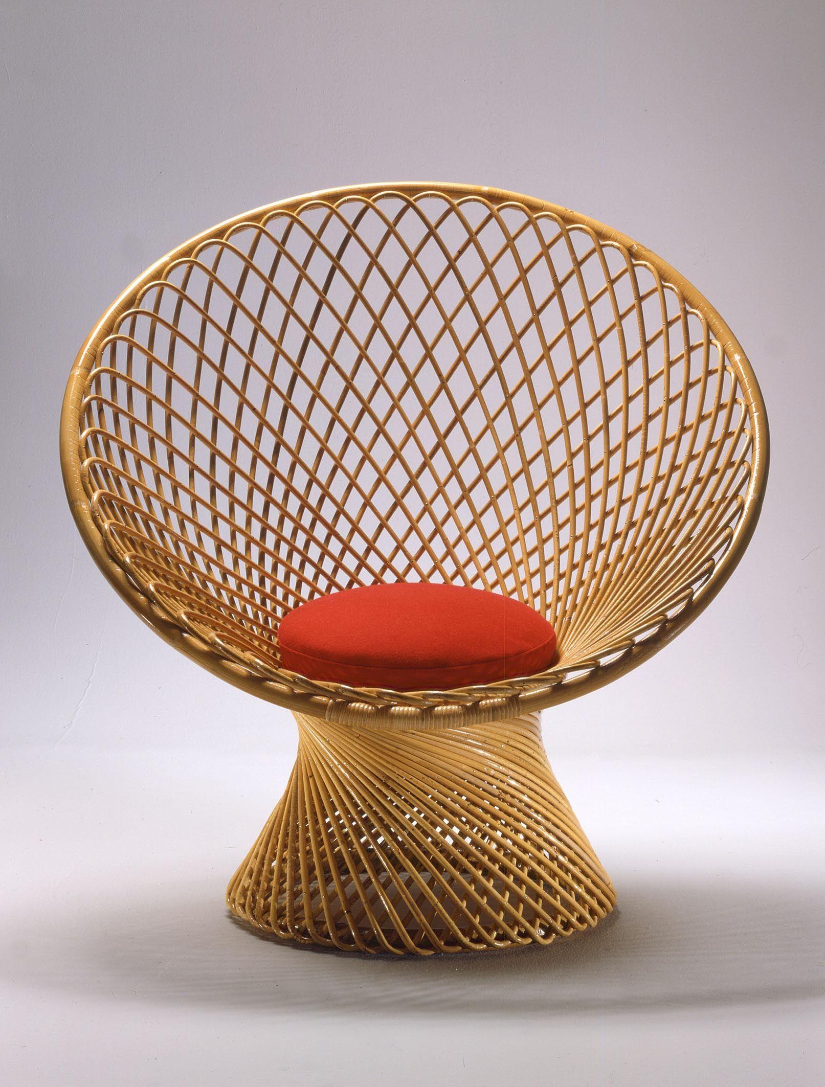 Mobili Anni 50  Living is part of Rattan garden furniture - La tendenza è riscoprire i mobili Anni 50  Ecco una selezione di riedizioni dei grandi Maestri di design del 900, per chi ama i Fifties e lo stile vintage