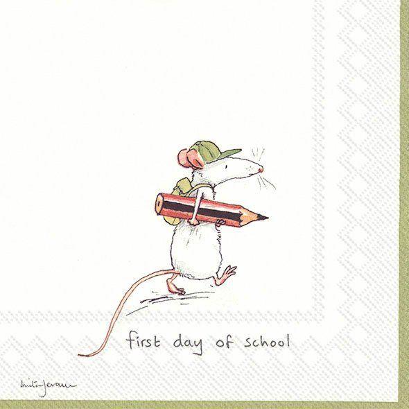 Serviette 'First Day of School' online kaufen | OTTO