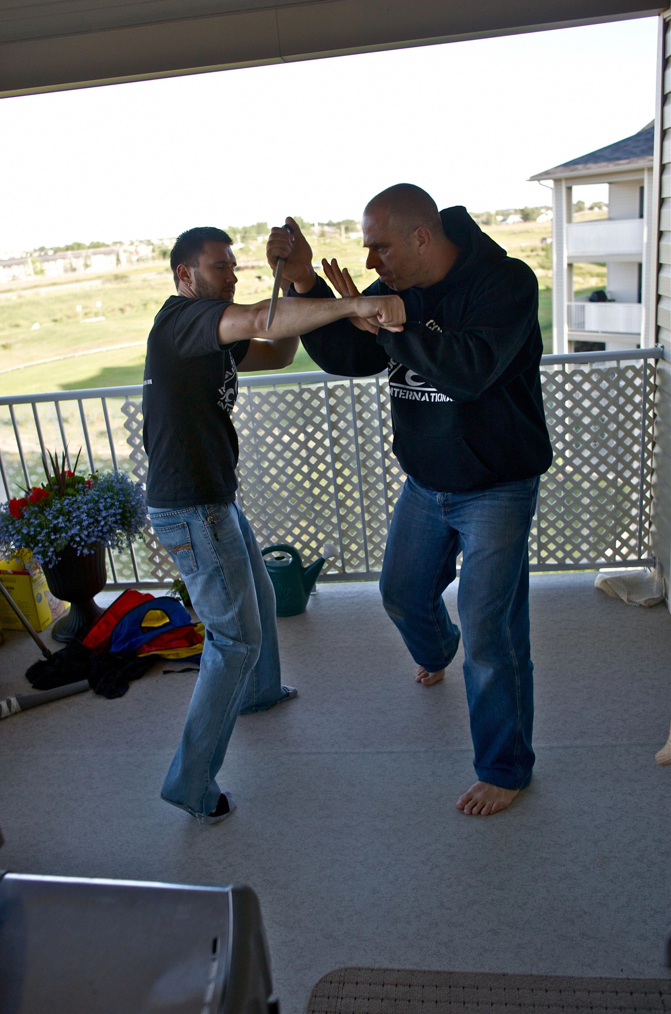 """Rogalsky Combatives International RCI What is RCI? """"It"""