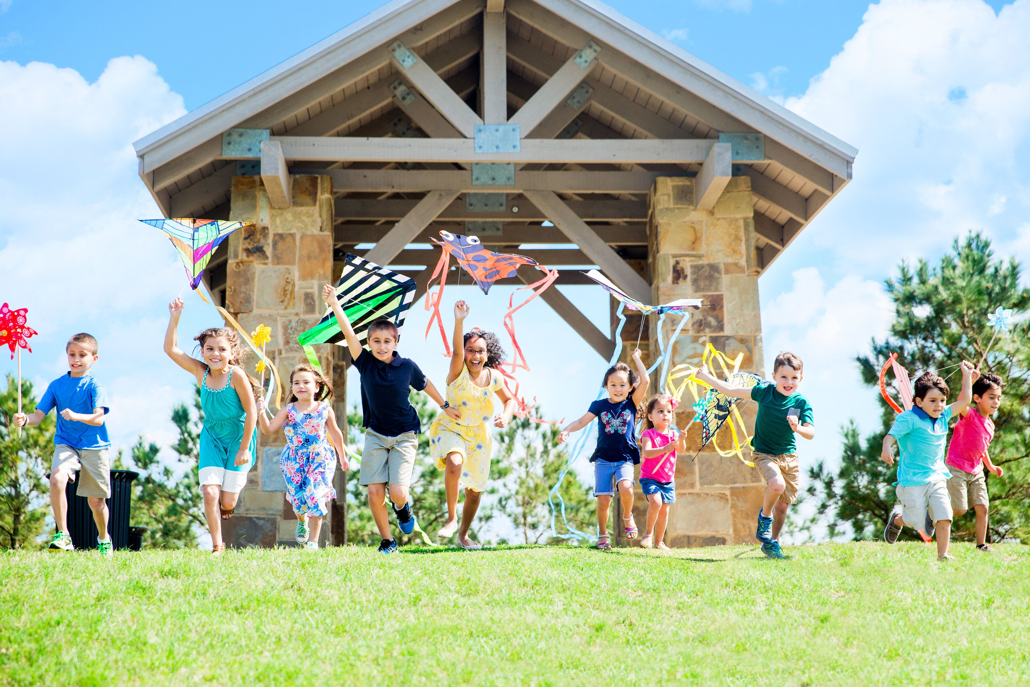 Let S Go Fly A Kite At Cross Creek Ranch Open Concept Home New Homes For Sale New Homes