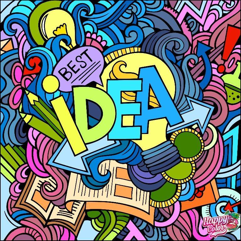 Pin By Sara Walvekar On Alu Dibujos Happy Colors Mandala Art Lesson Coloring Apps