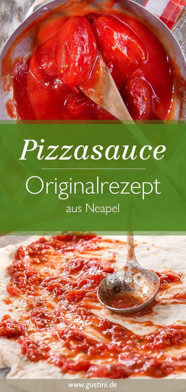 Du wirst nicht glauben, was das Geheimnis italienischer Pizzasoße ist!