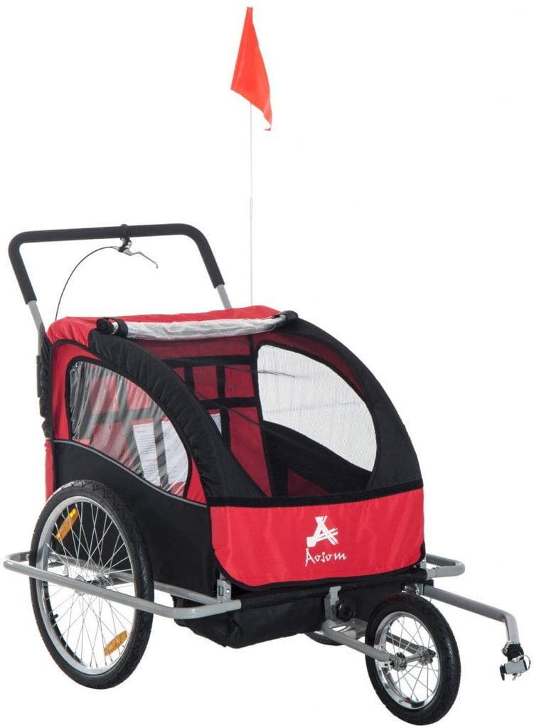 Top 10 Best Bike Trailer For Kids In 2020 Bike Trailer Cool