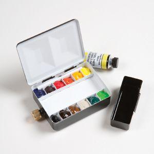 My M Graham Palette Color Setup Watercolor Palette Watercolor