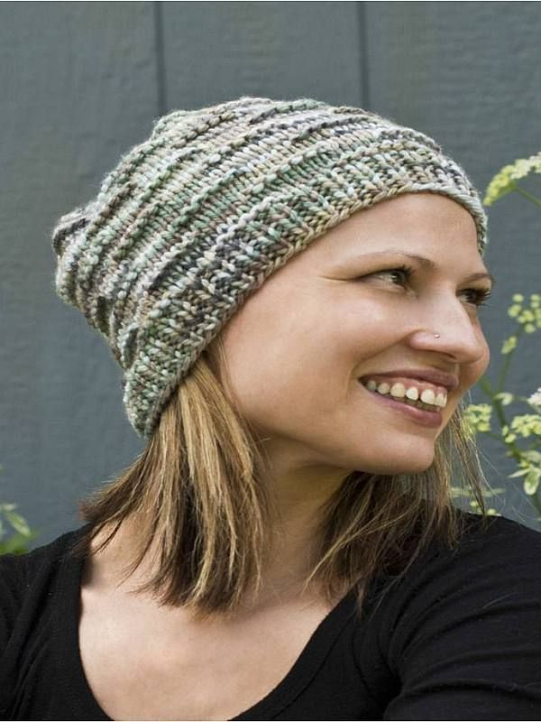 Cascade Dashing Around Hat | Free Patterns | Knitting patterns free