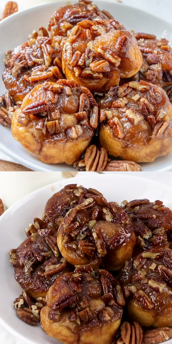 Photo of Easy Pecan Sticky Buns