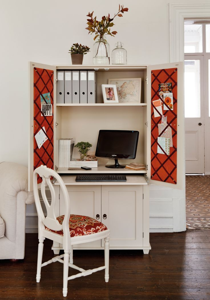 new england home office armoire from the dormy house a great piece to hide the