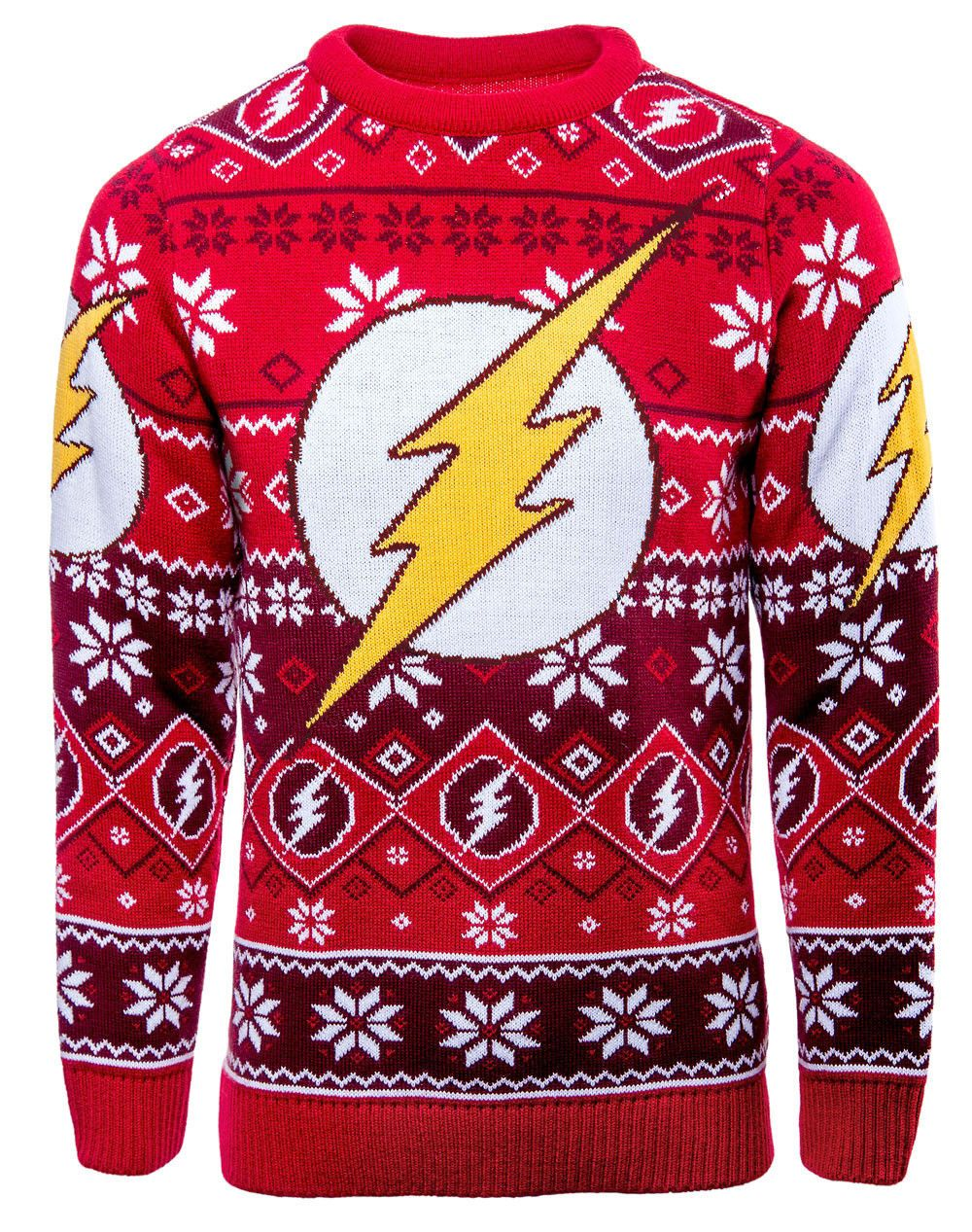The Flash Run DC Comics Licensed Adult Pullover Hoodie S-3XL