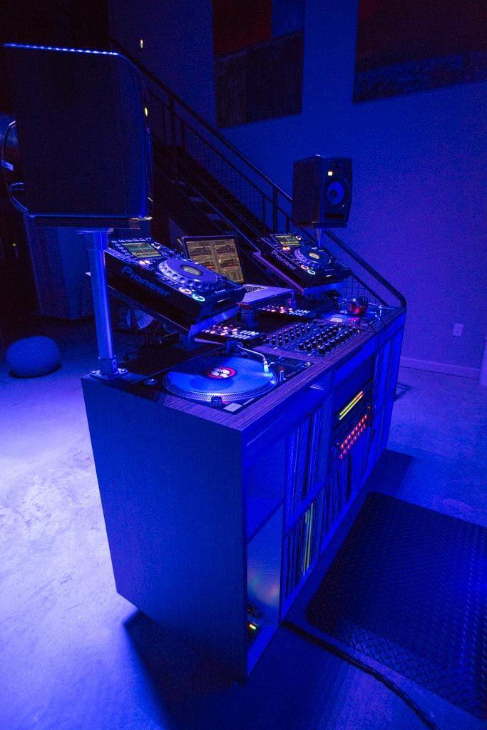DJ TechTools Forums | Booths | Dj equipment, Dj table, Dj setup