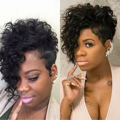 Fantasia Hairstyles Unique Love This Look On Fantasia  Short Hair  Pinterest  Fantasia Hair