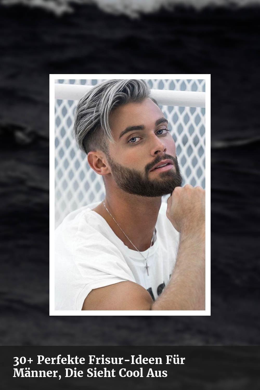 NETT - 10+ Perfekte Frisur-Ideen Für Männer, Die Sieht Cool Aus