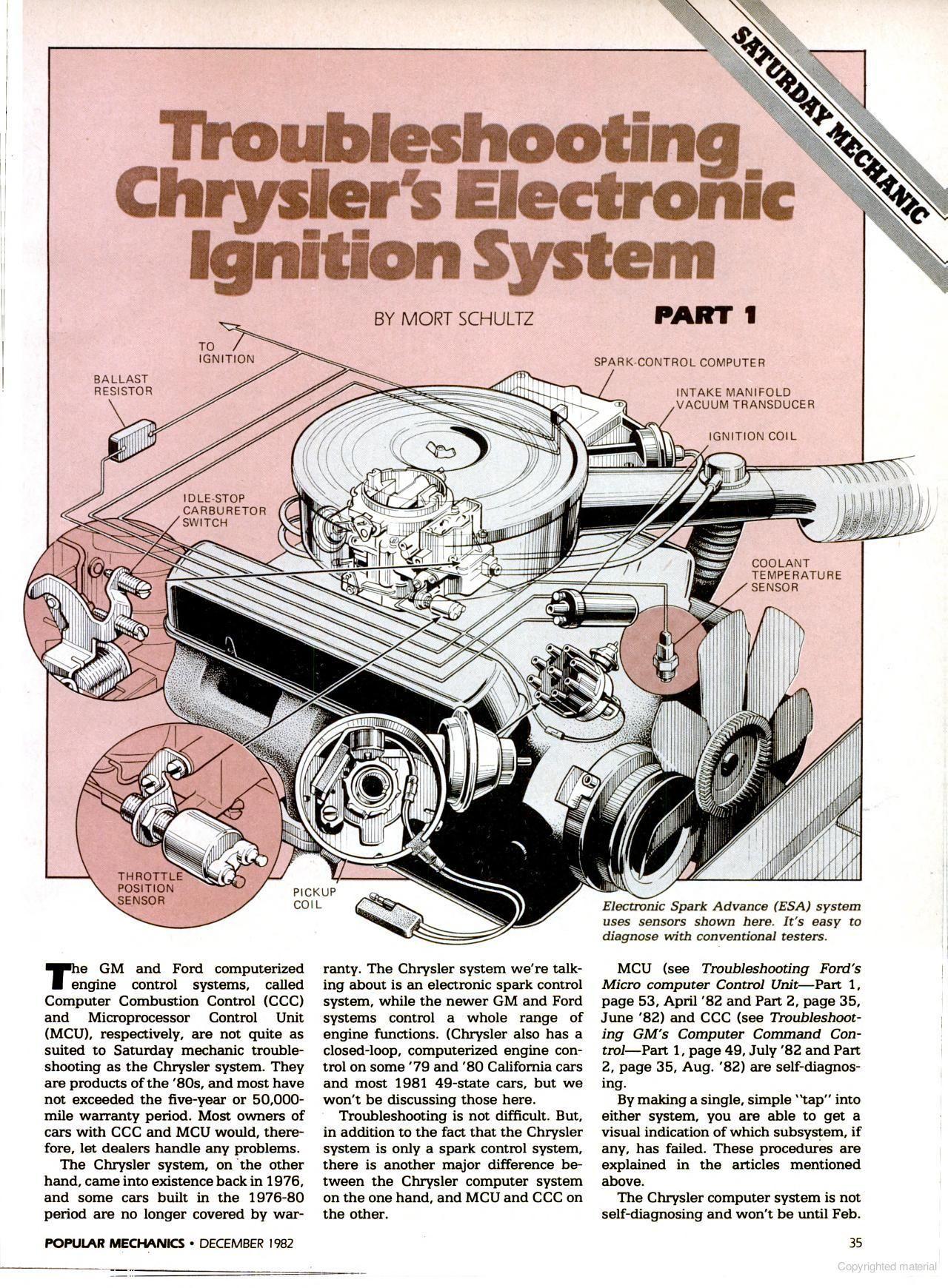 Popular Mechanics Popular Mechanics Power Wagon Dodge Power Wagon