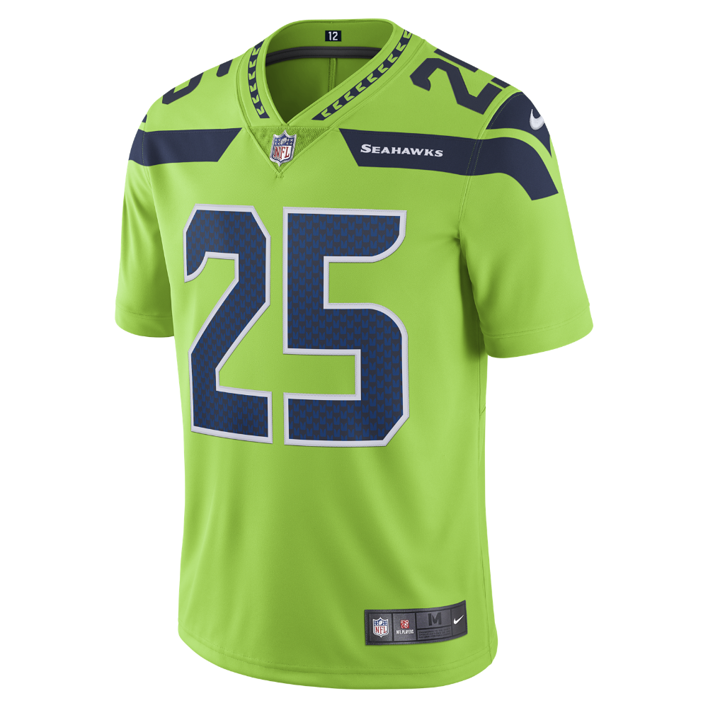 online retailer 0f711 f4285 NFL Seattle Seahawks Color Rush Limited (Fan) Men's Football ...