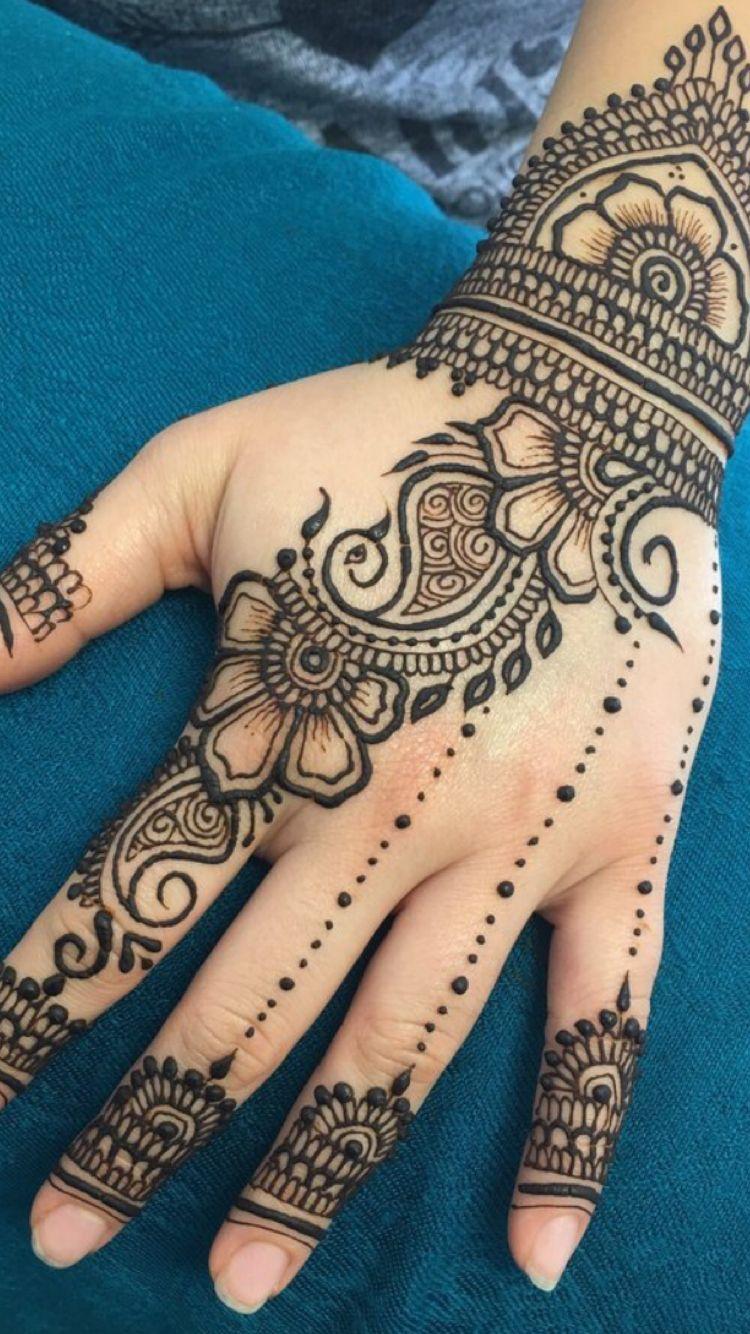 Mehndi tattoo henna designs art mehandi mehendi cool easy also best creativity images patterns mandalas rh pinterest