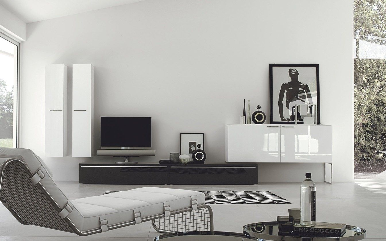 san giacomo tv wand lampo 18 wohnzimmer pinterest wand and tvs. Black Bedroom Furniture Sets. Home Design Ideas
