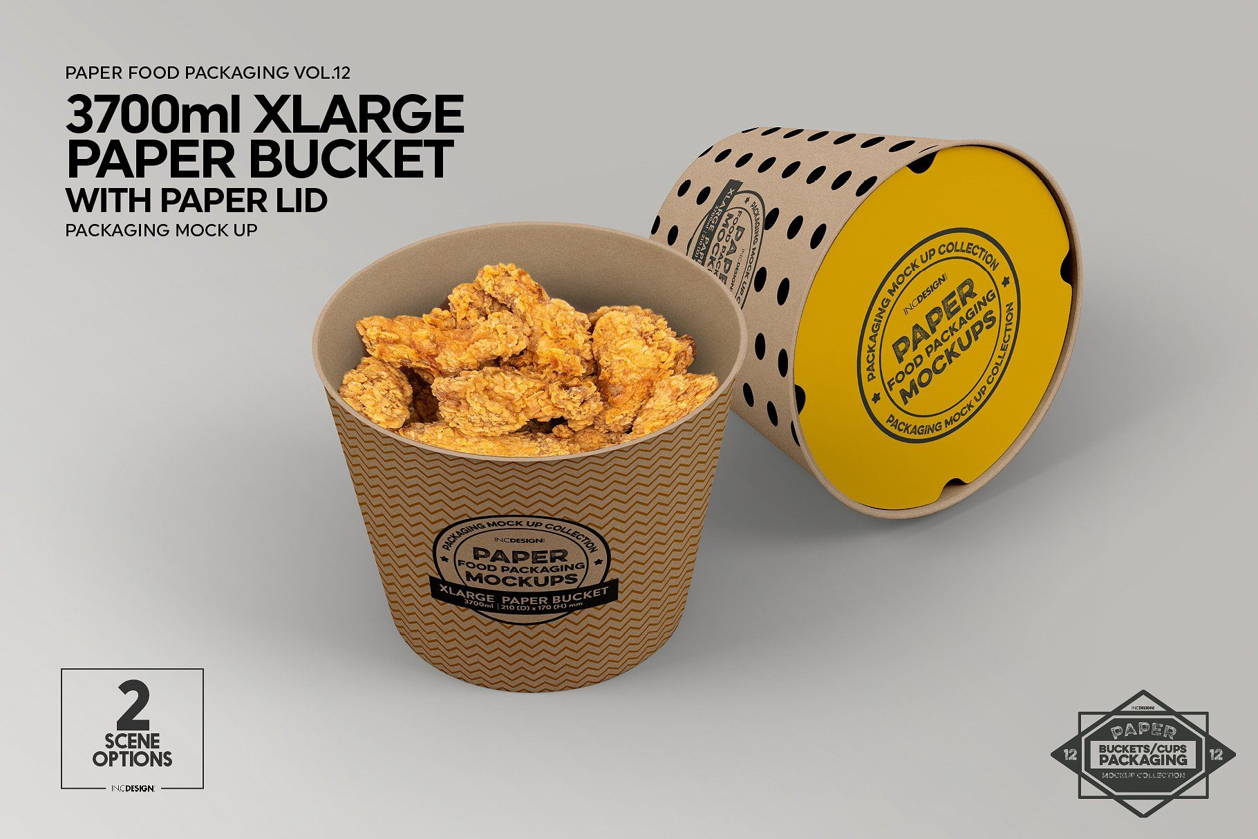 Download VOL.12 Food Box Packaging Mockups #blank#psd#ready# ...