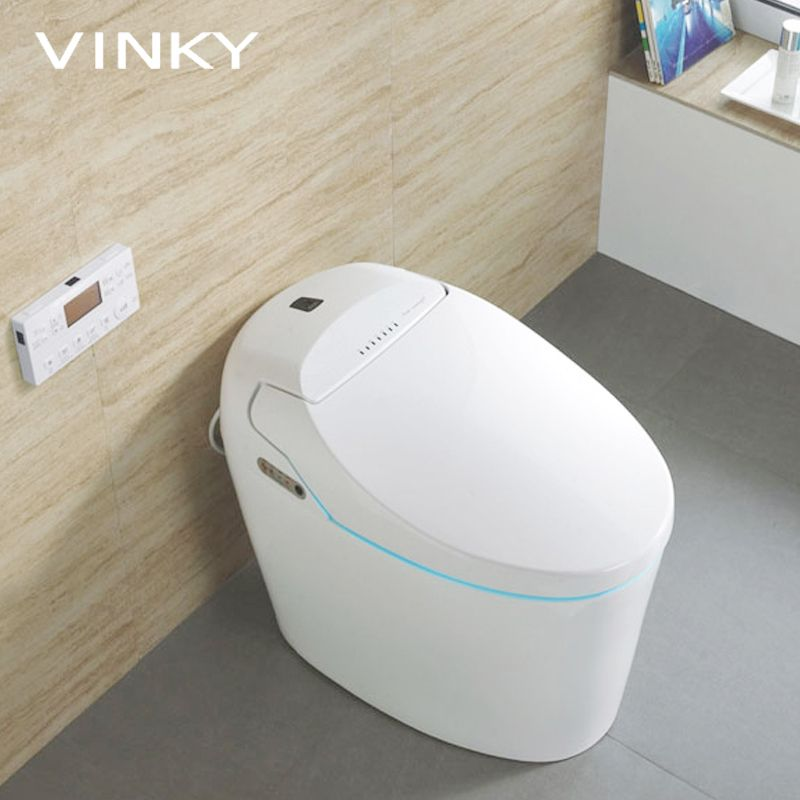 tankless toilet | Intelligent toilet tankless heater one-piece water ...