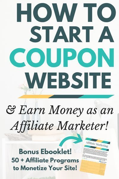 How to Start (and Monetize) Your Own Coupon Website Business - Make Your Own Voucher