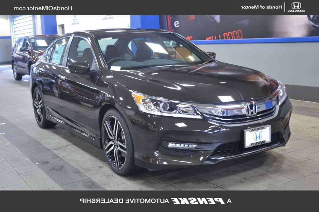 Used 2016 Honda Accord Sport