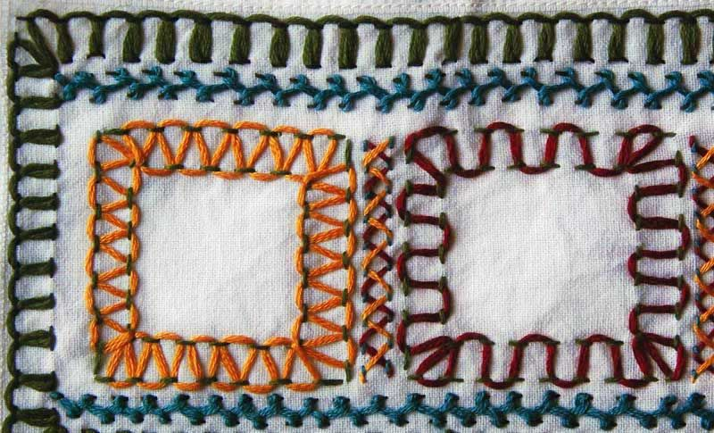 Running Stitch Kitchen Pinterest Hand Embroidery Tutorial
