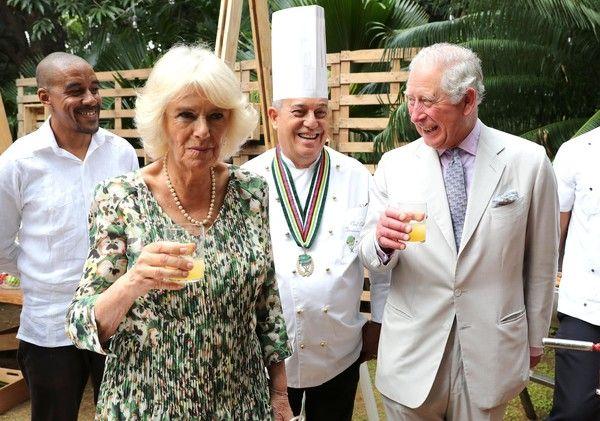 Prince Charles Photos Photos: The Prince Of Wales And Duchess Of Cornwall Visit Cuba #visitcuba