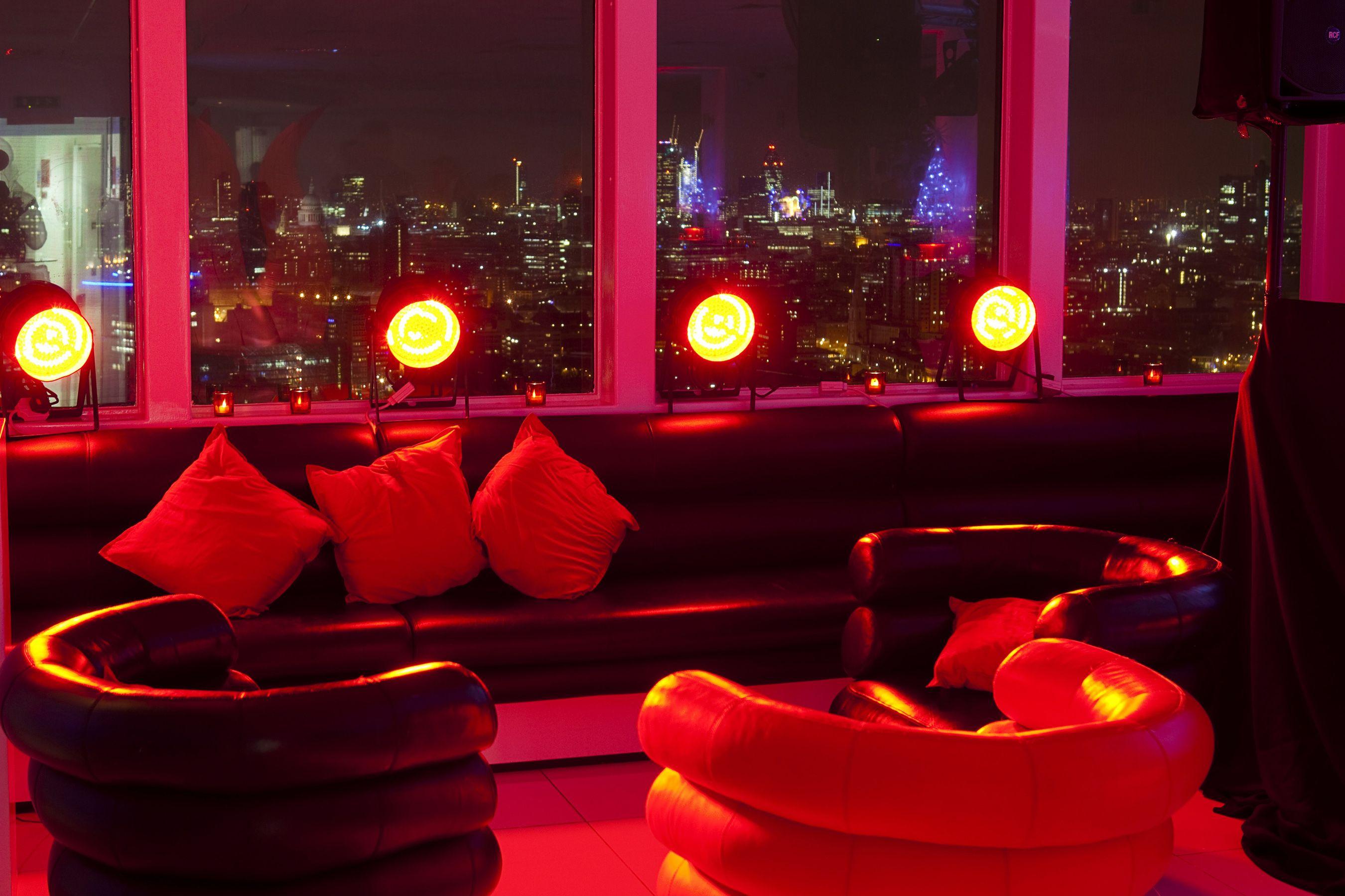 Altitude London Lighting Examples