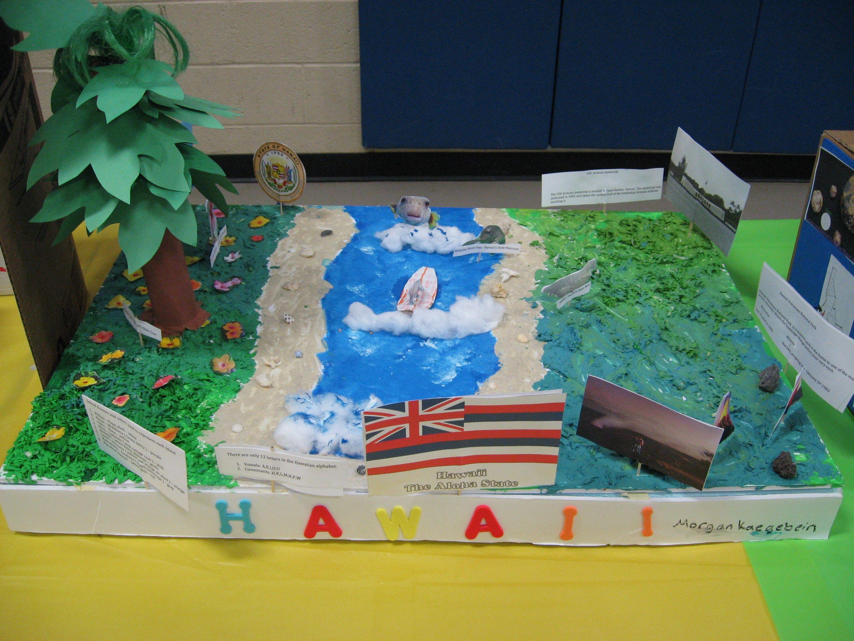 Hawaii Morgan 3s 2014 State Float Projects School