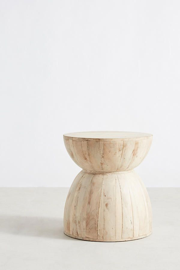 Betania Pee Side Table Unique End Tables Wooden