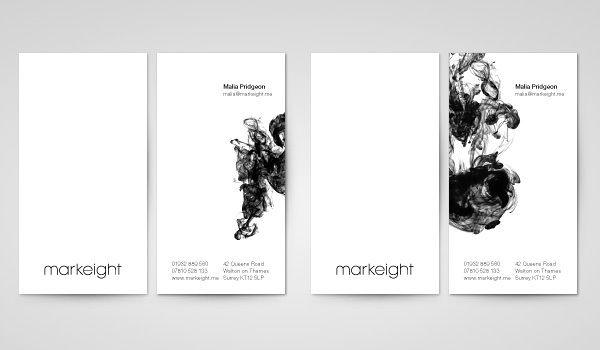 Markeight Identity by Mateusz Piekarski, via Behance