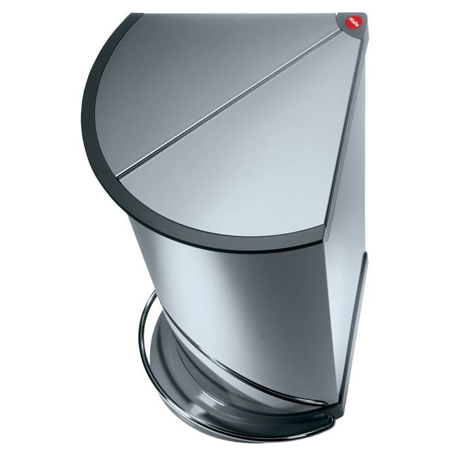 Hailo Trash Can Smart Sorting The From Outside Invisible Box In Style Inner