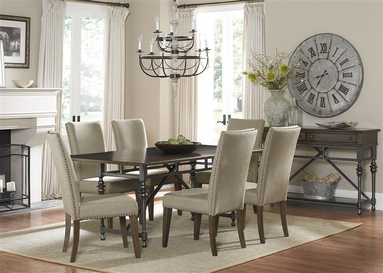 Shop For The Liberty Furniture Ivy Park Dining Room Group At Johnny Janosik