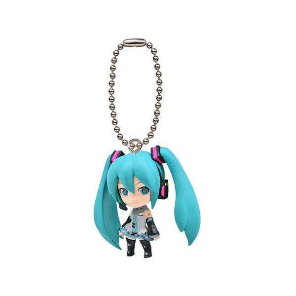 Vocaloid Miku Arms Down 3d Mascot Key Chain Anime Manga Licensed Mint Chained Anime Vocaloid Vocaloid Miku