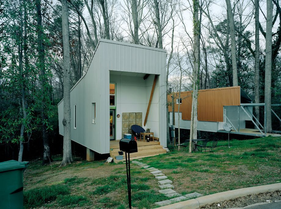 Can These 20 000 Houses Save The American Dream Cheap Houses To Build Cheap Houses Rural Studio