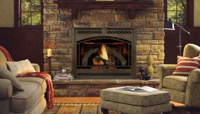 Help Your Home Conserve Energy This Winter Gas Fireplace