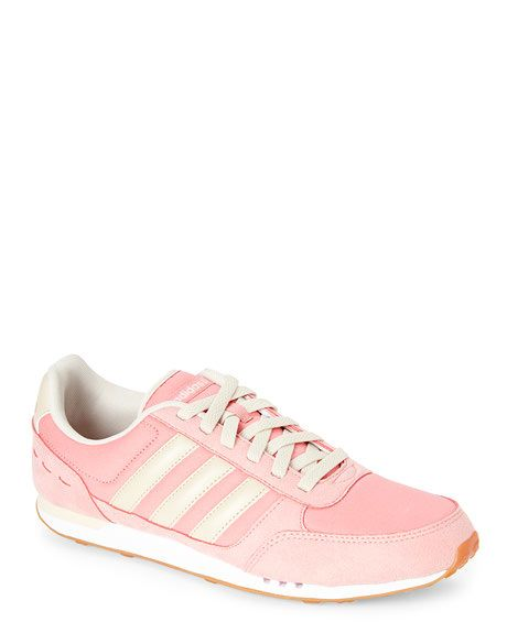 heroico código Morse Misionero  ADIDAS Pink & Bone Neo City Racer Sneakers | Shop Women's Clothing &  Accessories | Century 21 Department Store | Pink adidas, Sneakers, City  sneakers