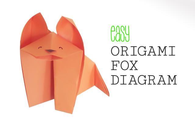 Photo of Erfahren Sie, wie man einen einfachen Origami-Fuchs macht