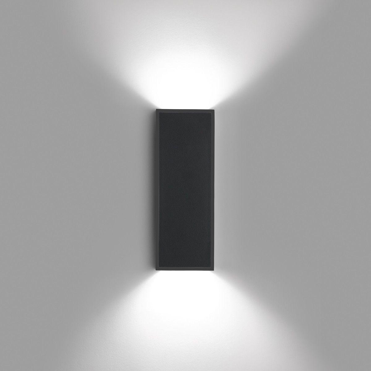 Badezimmer Lampe Wand Schwarz