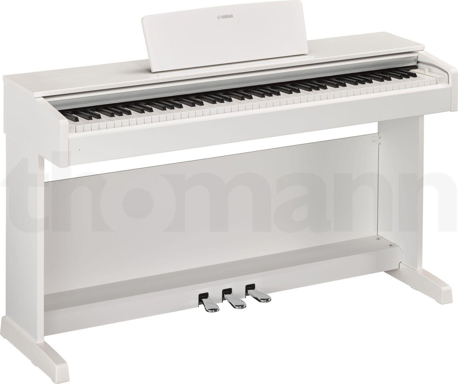 Yamaha Ydp 143 Wh Arius Digitalpiano Piano Elfenben