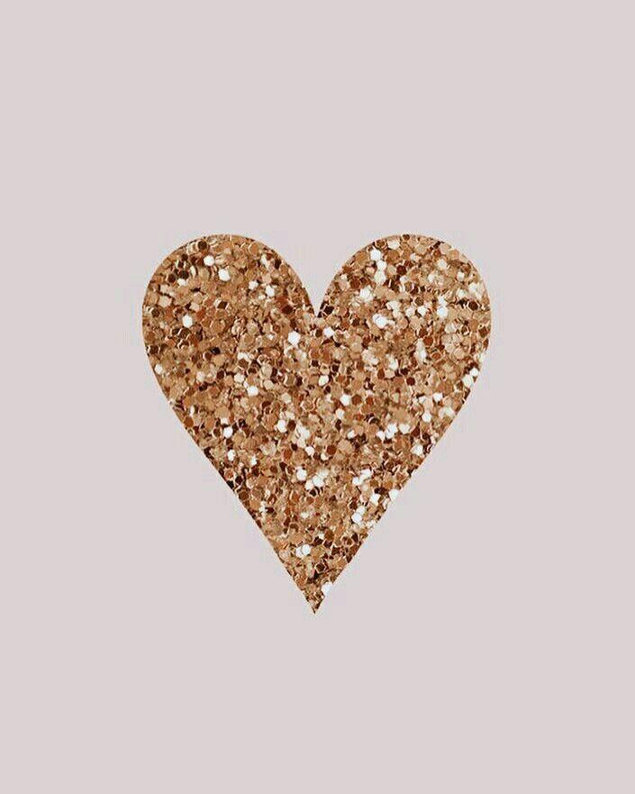 Coração dourado  @sheiralyn