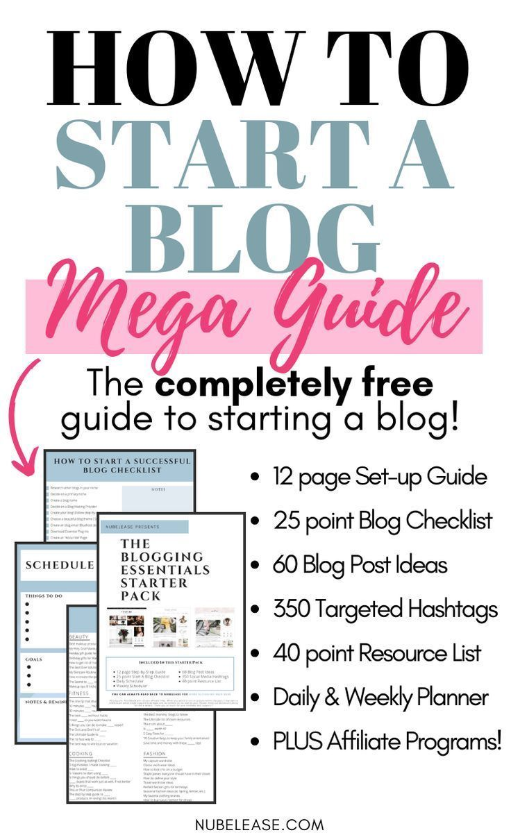 How To Start Blogging For Beginners + Free Blogging eBook