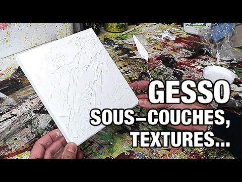 Comment faire des mélanges en peinture acrylique - YouTube conseil - apprendre a peindre un mur